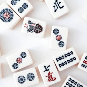 Conjuntos originais de Mahjong: uma amostra da rica história do jogo